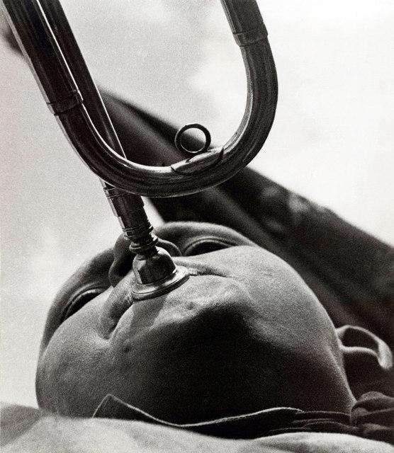 , 'Pioneer Trumpeter ,' 1930, Atlas Gallery
