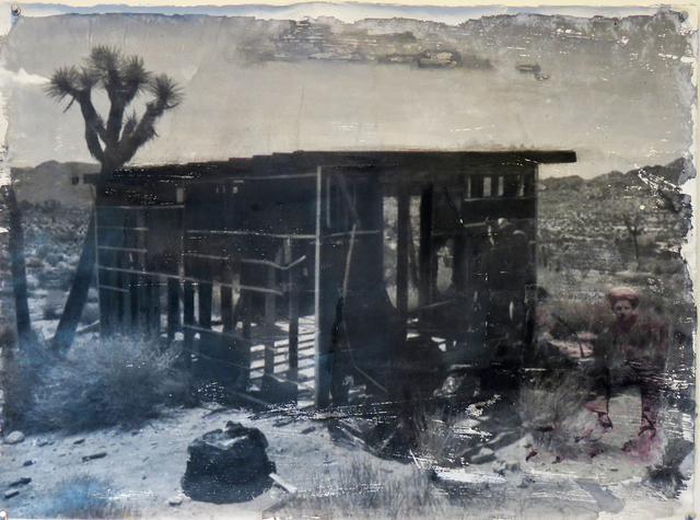 , 'Deconstructed Homestead Cabin,' 2018, Asher Grey Gallery
