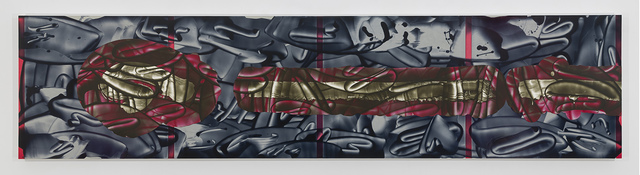 , '#657,' 1975, 2003, 2006, 2013, 2016, Peter Blum Gallery