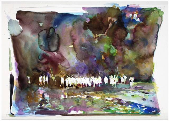 , 'Im Dschungel,' 2017, Barbara Thumm