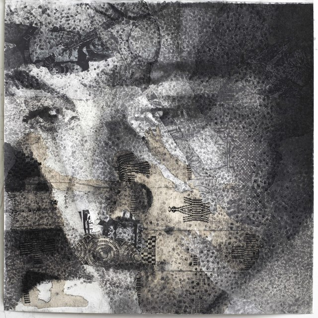 , 'Denis,' 2018, Galerie Nathalie Obadia