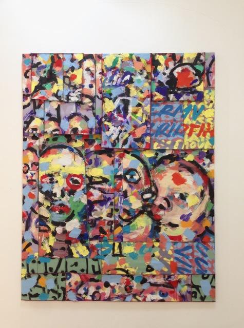 Cheikhou Ba, 'Untitled', 2018, Kristin Hjellegjerde Gallery