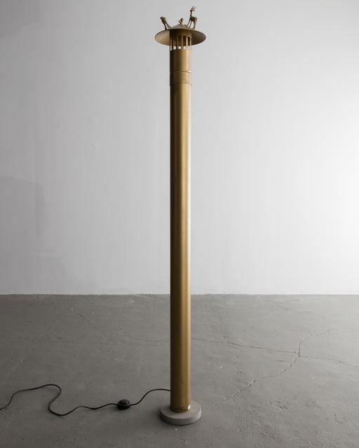 "Lapo Binazzi, '""Chimney"" Lamp', 2011, R & Company"
