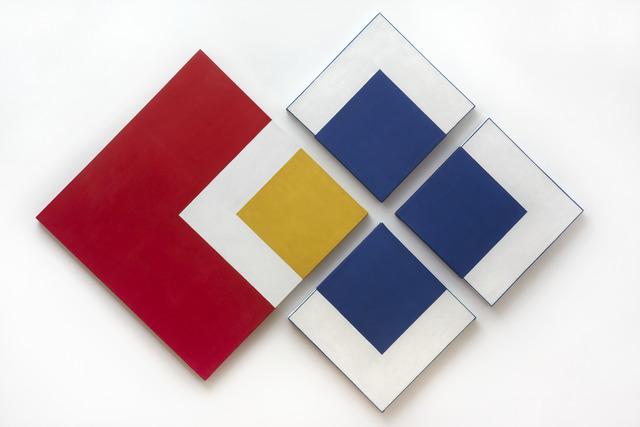 , 'Sistema,' 1967, Museo de Arte Contemporáneo de Buenos Aires