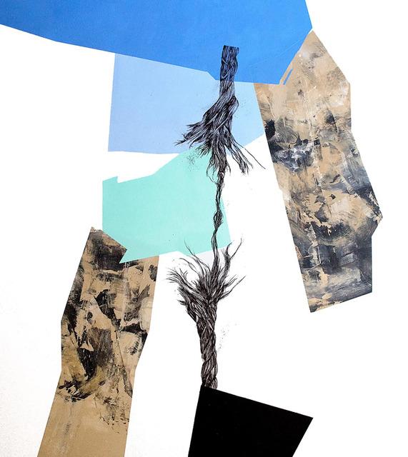 , 'Struggle,' 2017, Wallspace