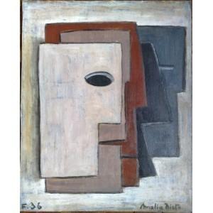, 'N, No.2,' 1936, Galería de las Misiones