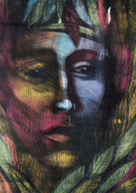 Katya Zvereva, 'Augusta', 2018, The Untitled Space