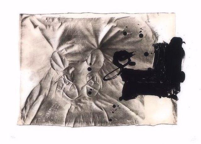 Antoni Tàpies, 'Chaussures sur chaise', 1980-1990, ARTEDIO