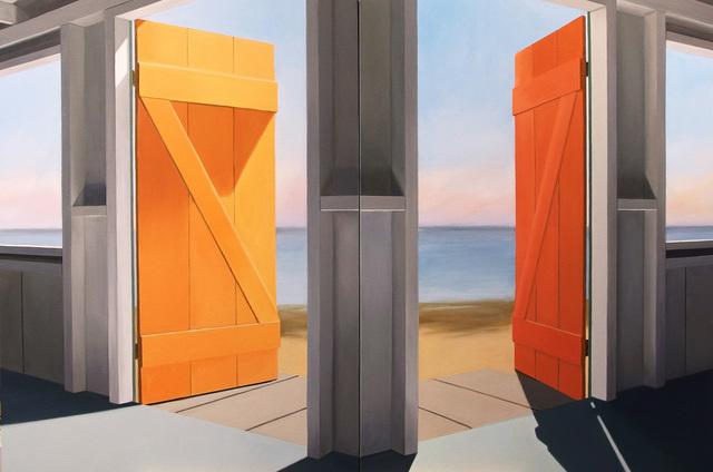 , '2 Doors,' , Clark Gallery