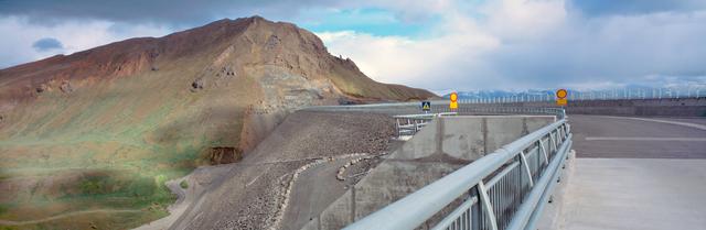 , 'Karahnjukar Hydroelectric Dam, Iceland,' 2012, Robert Klein Gallery