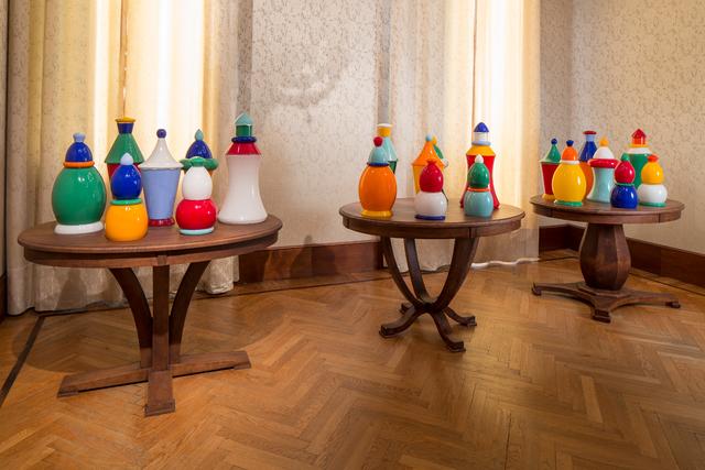 , 'Gartenzwerge,' 2017, Fondazione Berengo