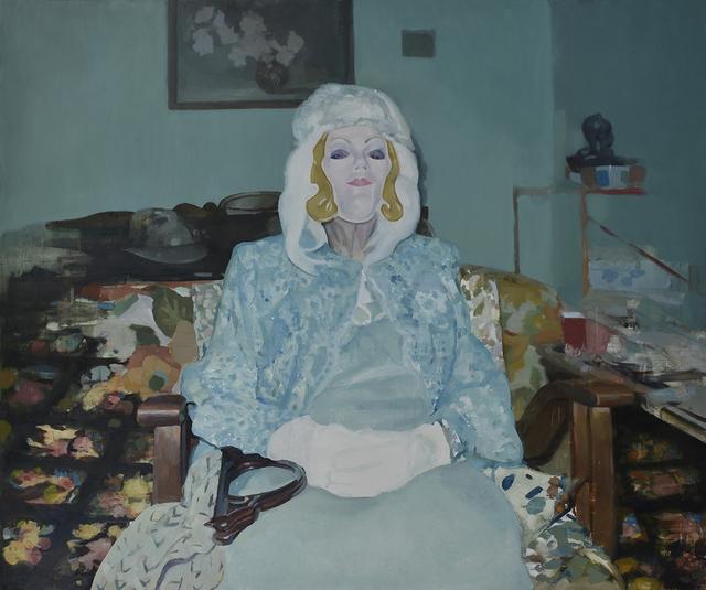 , 'Bernice,' , Linda Hodges Gallery