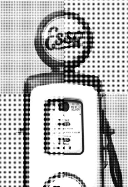, 'Esso Gas Pump,' , THE WHITE ROOM GALLERY