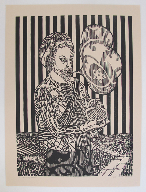 , 'Discerning Heart,' 2014, SHIM Art Network