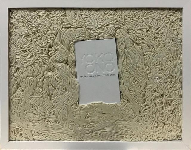 , 'Com Yoko,' 2018, Galeria Karla Osorio