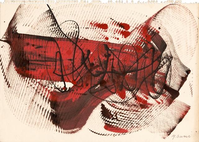 , 'Untitled,' 1958, De Buck Gallery