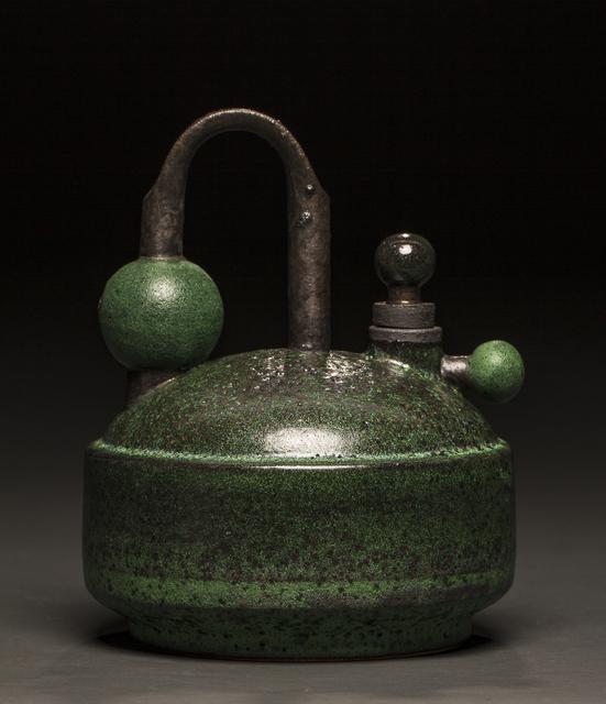 , 'Small Green Teapot,' 2017, Studio 21 Fine Art