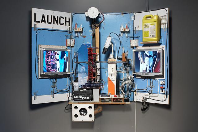 Tom Sachs, 'Launch', 2010, Gagosian