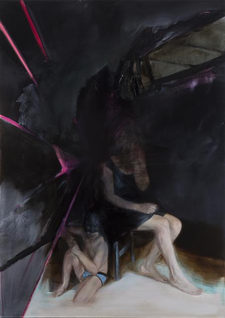Ville Löppönen, 'Untitled', 2017, Painting, Oil on canvas, Helsinki Contemporary