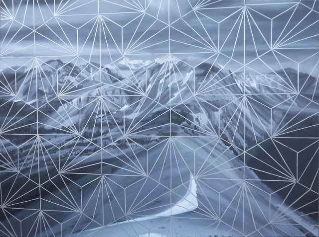 , 'Silver Summits,' 2017, form & concept