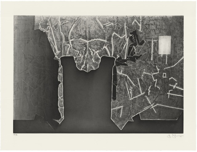 Jasper Johns, 'Regrets,' 2014, Universal Limited Art Editions