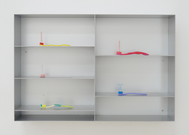 , 'Out of Disorder (Brushes of World),' 2015, URANO