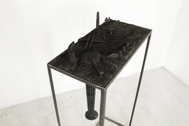 , 'D.U.M.B #2,' 2017, Luisa Catucci Gallery