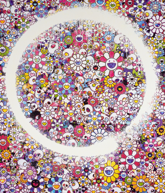 Takashi Murakami, 'Enso: Always Loved You', 2015, CFHILL