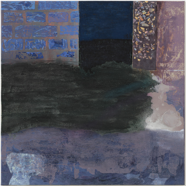, 'Sammensætning,' 2018, Galleri Bo Bjerggaard