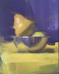 , 'Bowl with Pear ,' 2013, Andra Norris Gallery