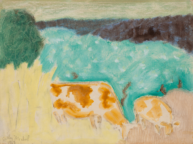 , 'Bucolic,' 1963, Childs Gallery