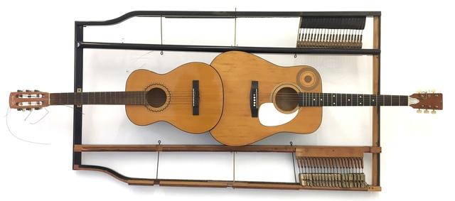 , 'Two guitars,' , Faur Zsofi Gallery