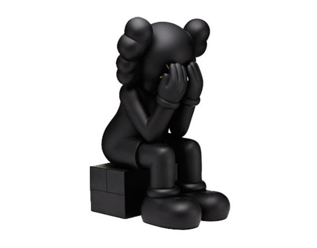 KAWS, 'Passing Through (black)', 2013, Galerie C.O.A
