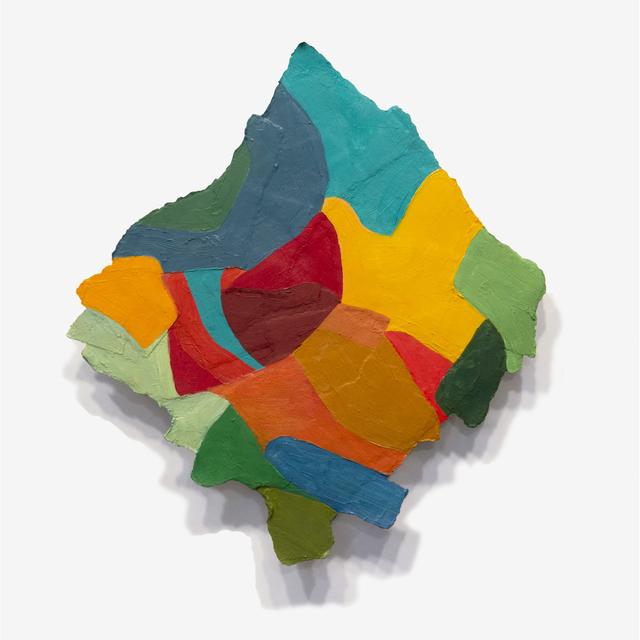 , 'POPROCK 4555,' 2016, Mobilia Gallery