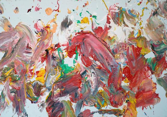 Yigang WANG, 'T4', 2018, Galleria d'Arte Martinelli