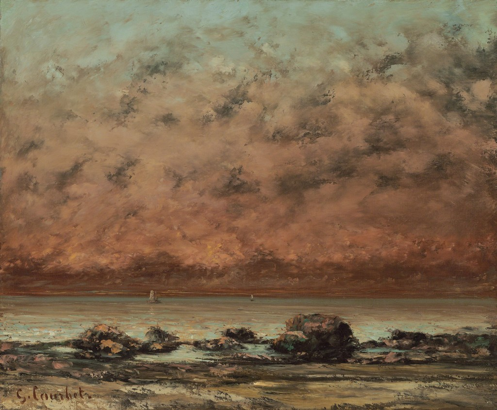 the life and work of gustave courbet art essay Realism (art movement) and not avoiding unpleasant or sordid aspects of life the chief exponents of realism were gustave courbet.