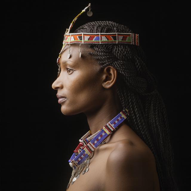 Jean-Baptiste Huynh, 'Kenya - Portrait 1', 2019, Galerie Lelong & Co.