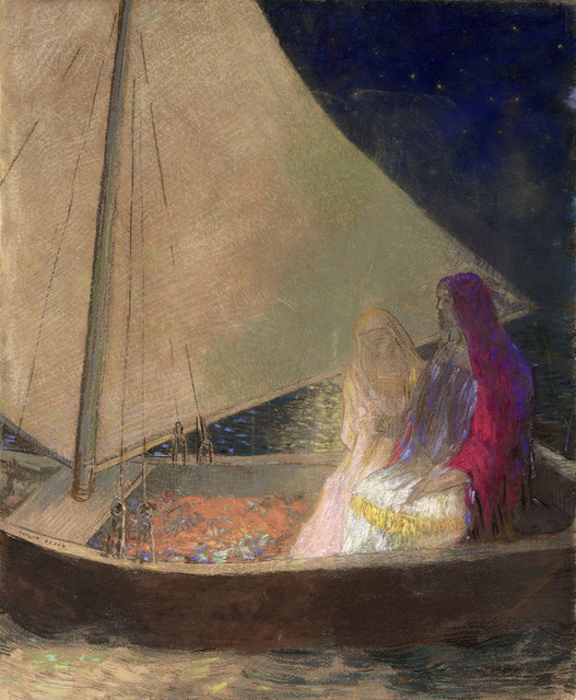 , 'La Barque (The Boat),' ca. 1902, Fondation Beyeler