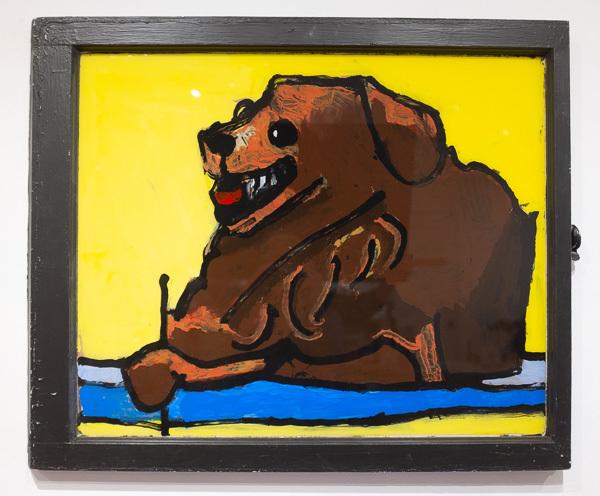 , 'Dog,' 2015, Creativity Explored