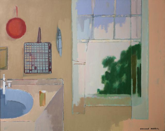 , 'The Window,' 1971, Debra Force Fine Art