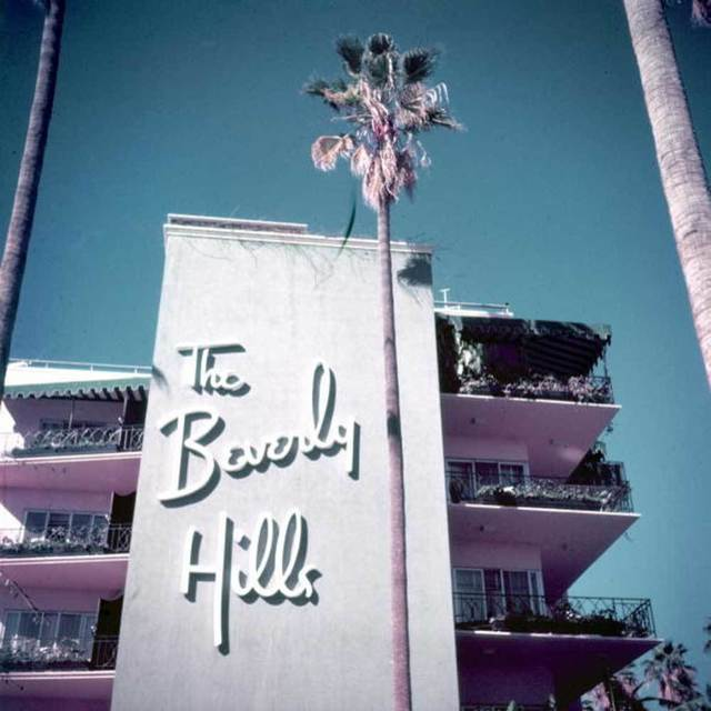 , 'Beverly Hills ,' 2017, Undercurrent Projects