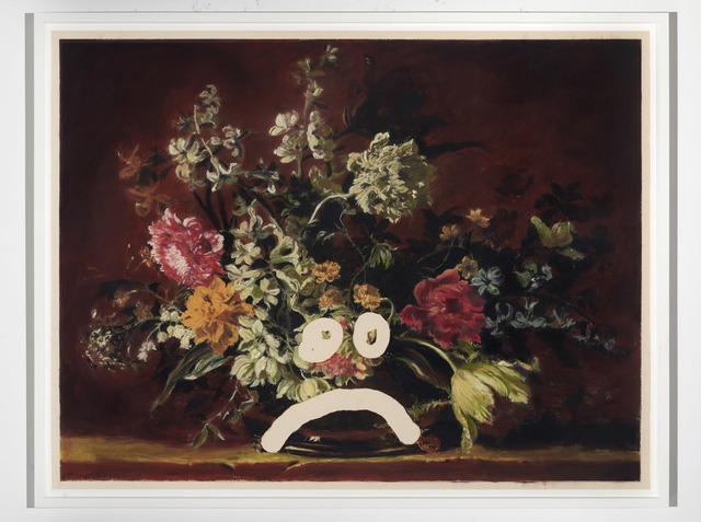 , 'Bummed Bouquet #2,' 2018, The Hole