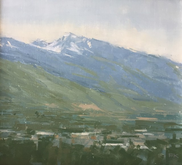 Patricia Kimball, 'Wasatch Spring', 2019, Phillips Gallery