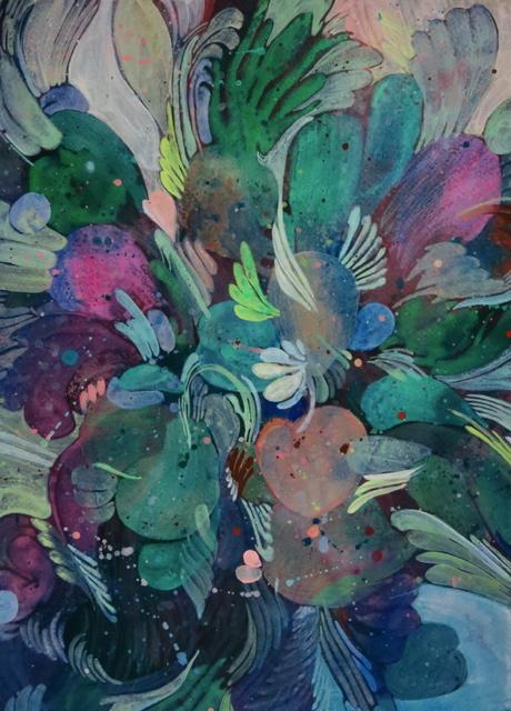 , 'Moody 1,' 2014, Gallery EM