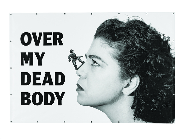 , 'Over My Dead Body,' 1988-2002, Centre Pompidou