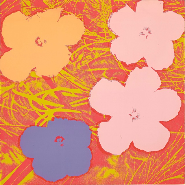 , 'Flowers F&S II.69,' 1970, Fine Art Mia