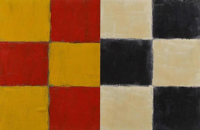 , 'Small Union Yellow,' 1997, Tanya Baxter Contemporary