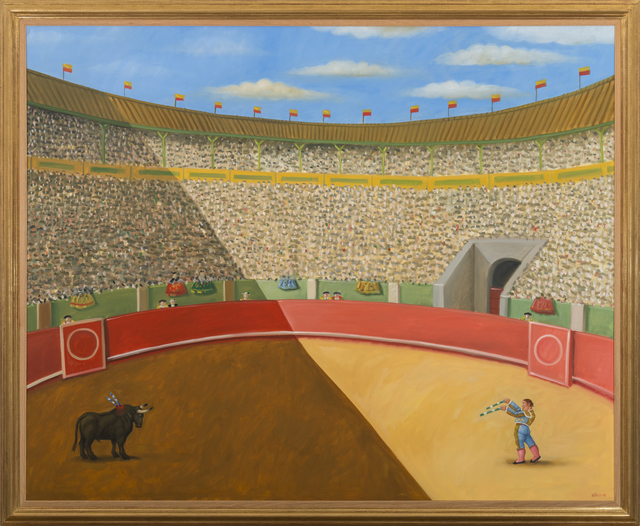 Fernando Botero, 'Arena', 2004, Art Of The World Gallery