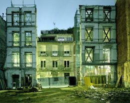 , 'Calle Amparo, Madrid,' 2009, Galerija Gregor Podnar