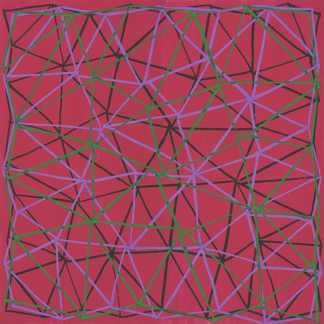 , 'Paper 311-312,' 2010, Galerie Floss & Schultz